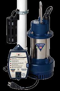 S3033-DFC2-CONNECT sump pump product image