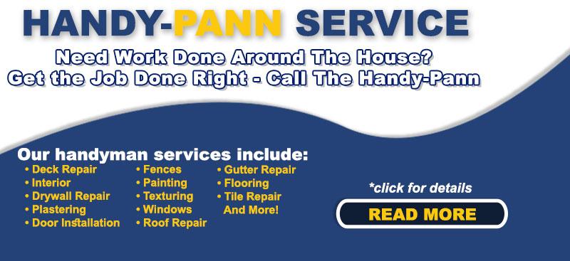 Handy-Pann Handyman Services