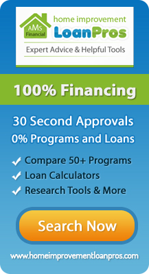 Home Imporvement Loans - Financing Available!