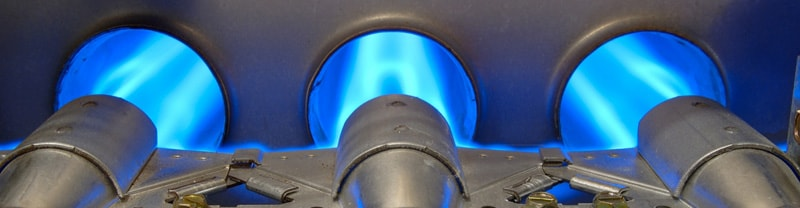 Beacon Hill heating service left these burners clean and efficient